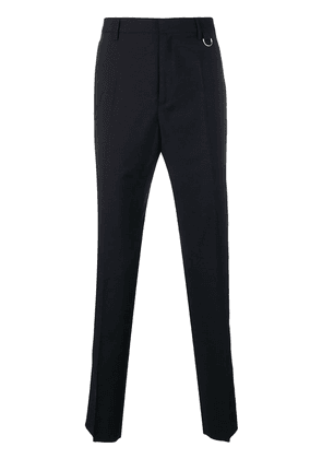 Valentino City Uniform side stripe trousers - Blue