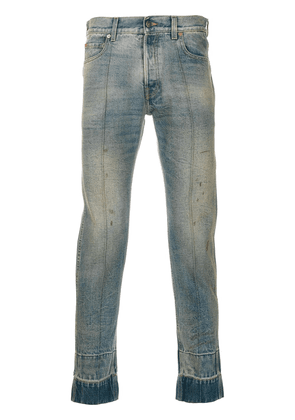 Gucci Stained Punk jeans - Blue