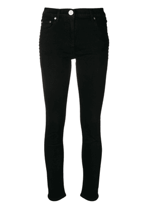 Valentino classic slim fit trousers - Black
