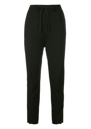 Forme D'expression curved leg pullon trousers - Black