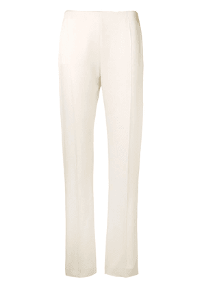 Valentino straight-leg trousers - White