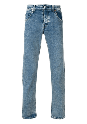 Gucci classic tapered jeans - Blue