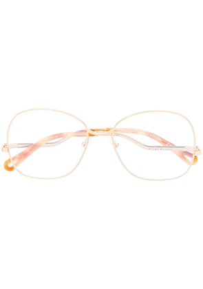 Chloé Eyewear Palma glasses - GOLD
