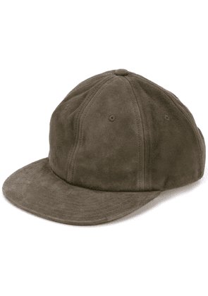 Best Made Company The Suede Ball cap - Green