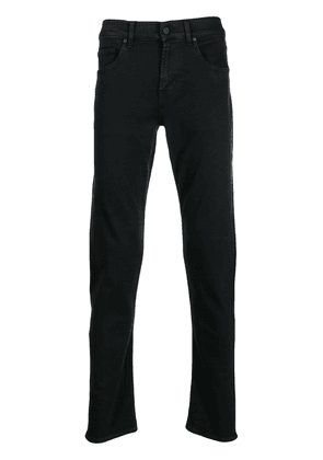 7 For All Mankind Slimmy tapered jeans - Black