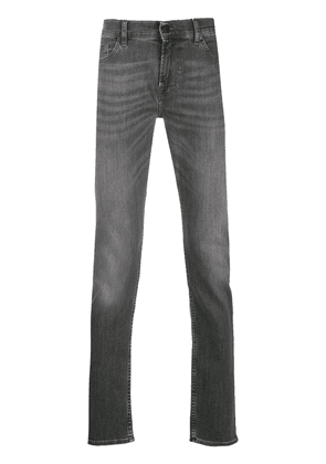 7 For All Mankind Ronnie skinny jeans - Grey