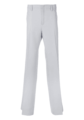 Gucci classic tailored trousers - Grey