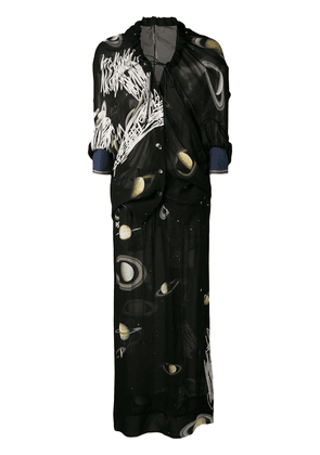 Andreas Kronthaler For Vivienne Westwood Bin Bag dress - Black