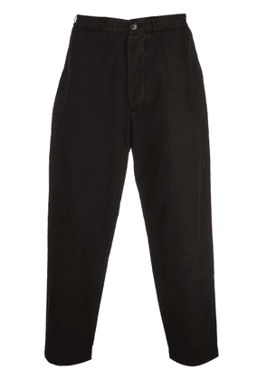 Casey Casey tapered trousers - Black