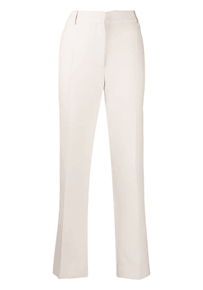 Valentino straight-leg tailored trousers - Neutrals