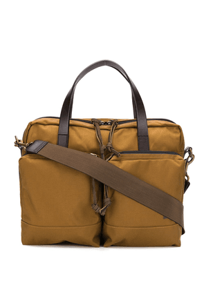 Filson front pocket tote - Brown
