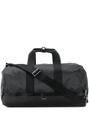 Paul Smith Naked Lady panelled holdall - Black