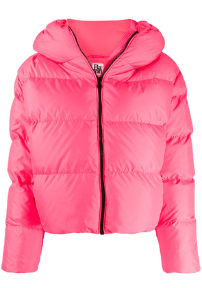 Bacon hooded padded jacket - PINK
