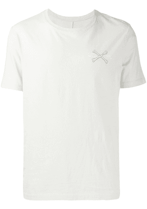 Unravel Project crew neck T-shirt - White