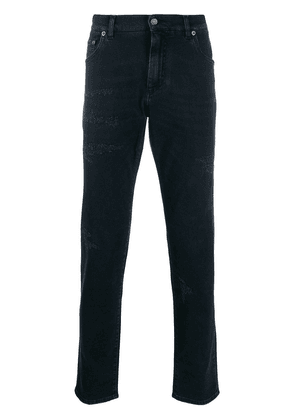 Dolce & Gabbana straight fit jeans - Blue