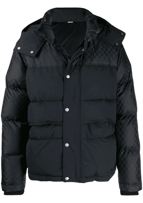 Gucci GG padded jacket - Black