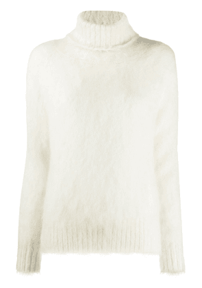 Gianluca Capannolo textured sweater - White