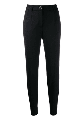 Dolce & Gabbana skinny cropped trousers - Black