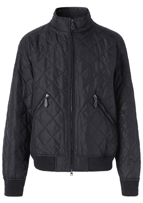 Burberry quilted thermoregulated jacket - Blue
