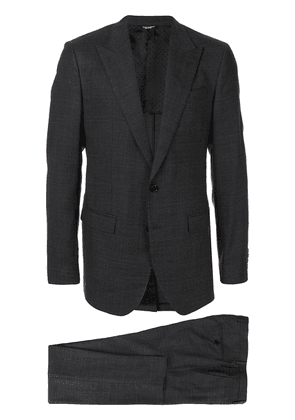 Dolce & Gabbana classic tailored suit - Grey