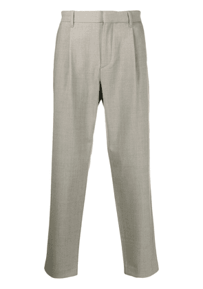 Theory tailored cropped trousers - NEUTRALS