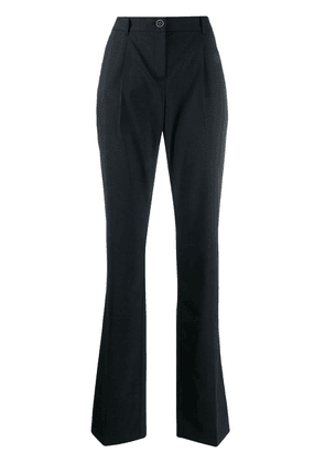 Dolce & Gabbana straight pleated trousers - Black