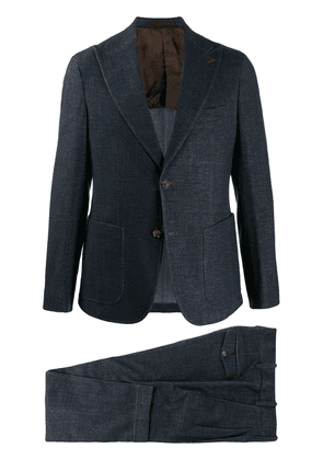Eleventy two-piece formal suit - Blue