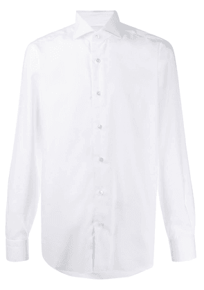 Barba button down shirt - White