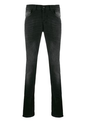 Dondup faded-detail skinny jeans - Black
