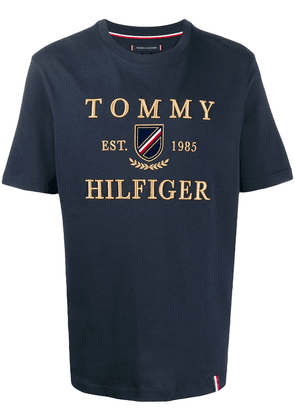 Tommy Hilfiger Sky Captain graphic T-shirt - Blue