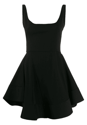 Esteban Cortazar sleeveless skater dress - Black