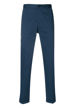 Dolce & Gabbana tapered trousers - Blue