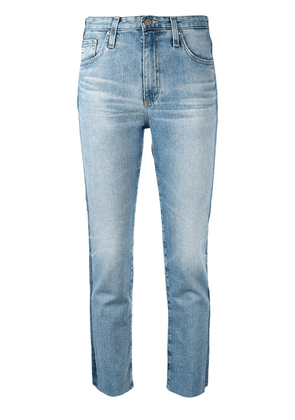 AG Jeans Isabelle side-stripe jeans - Blue