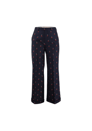 Cherry GG trousers