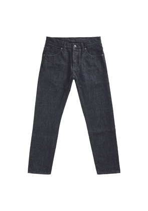 Indigo Selvedge Denim Straight-Leg Guappo Jeans