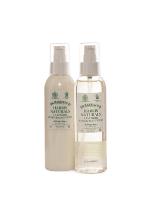 Naturals Lavender Body Wash and Lotion Set