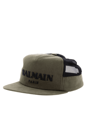 Hat Hat Men Balmain