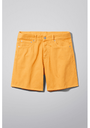Vacant Yellow Shorts - Yellow