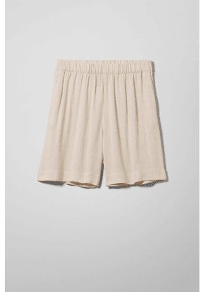 Aquatint Shorts - White