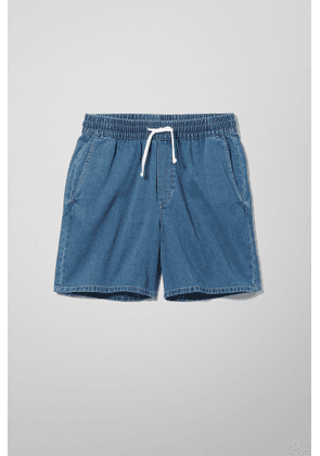 Olsen Port Blue Shorts - Blue
