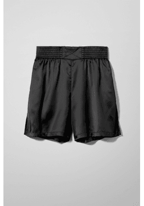 Box Shorts - Black