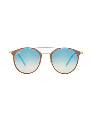 Ray-Ban RB3546 in Taupe.