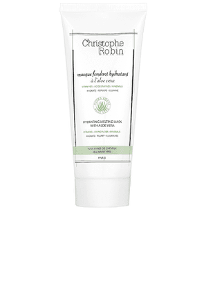Christophe Robin Hydrating Melting Mask with Aloe Vera in Beauty: NA.