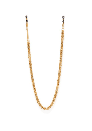 Frame Chain - Chunky Monkey 18kt Gold-plated Chain - Womens - Gold