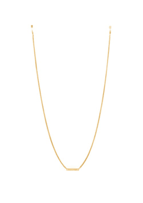 Frame Chain - Monkey 18kt Gold-plated Chain - Womens - Gold