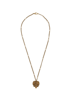 Gucci - Aries Chain Necklace - Mens - Gold Multi