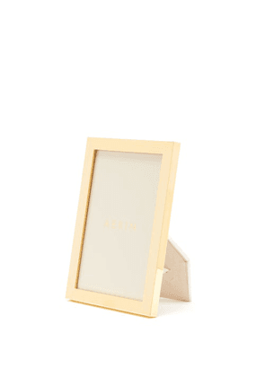 Aerin - Martin Small Gold-plated Photo Frame - Gold