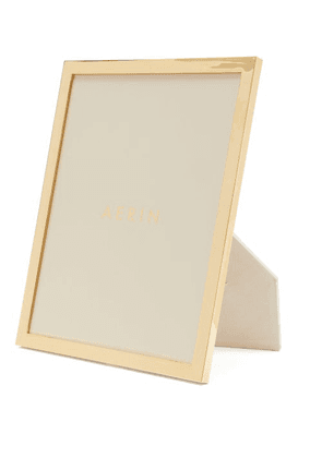Aerin - Martin Large Gold-plated Photo Frame - Gold