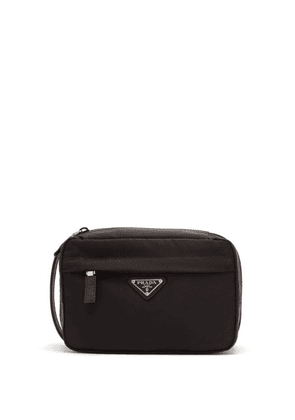 Prada - Nylon Wash Bag - Mens - Black