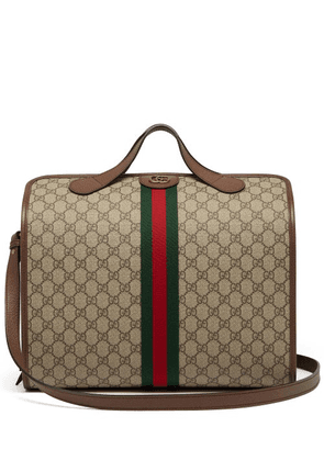 Gucci - Ophidia Gg Supreme Holdall - Mens - Beige